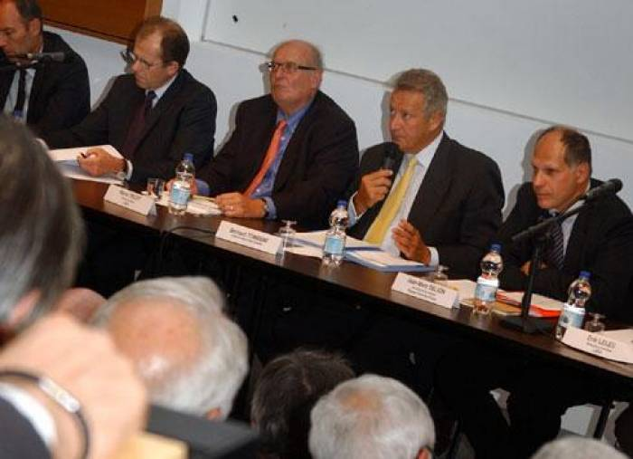 Vinci construira la LGV entre Tours et Bordeaux