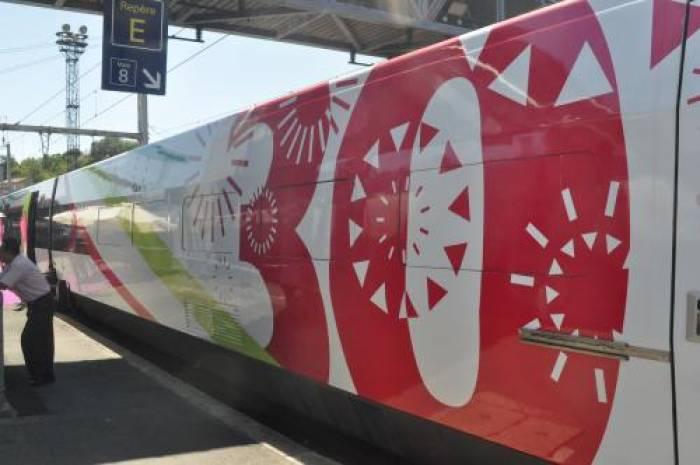 TGV: Attention à la fermeture des portes !