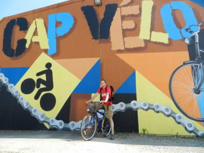 Ça roule pour Cap'Vélo !