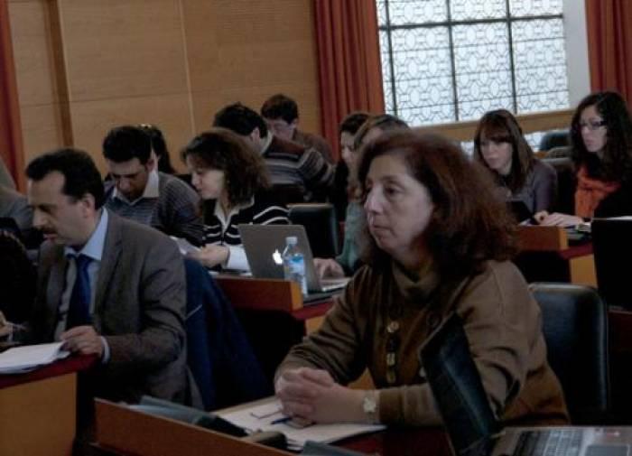 Onze universités du Moyen-Orient à Poitiers