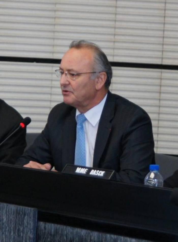 CESER : Jean-Paul Moinard élu président