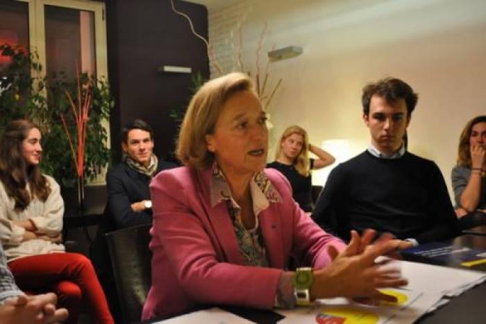 Jacqueline Daigre propose la gratuité des transports en commun