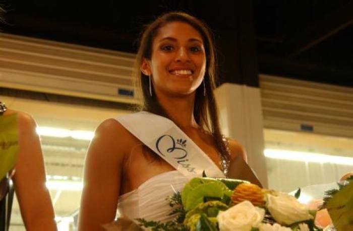 Typhanie, miss Vienne 2011