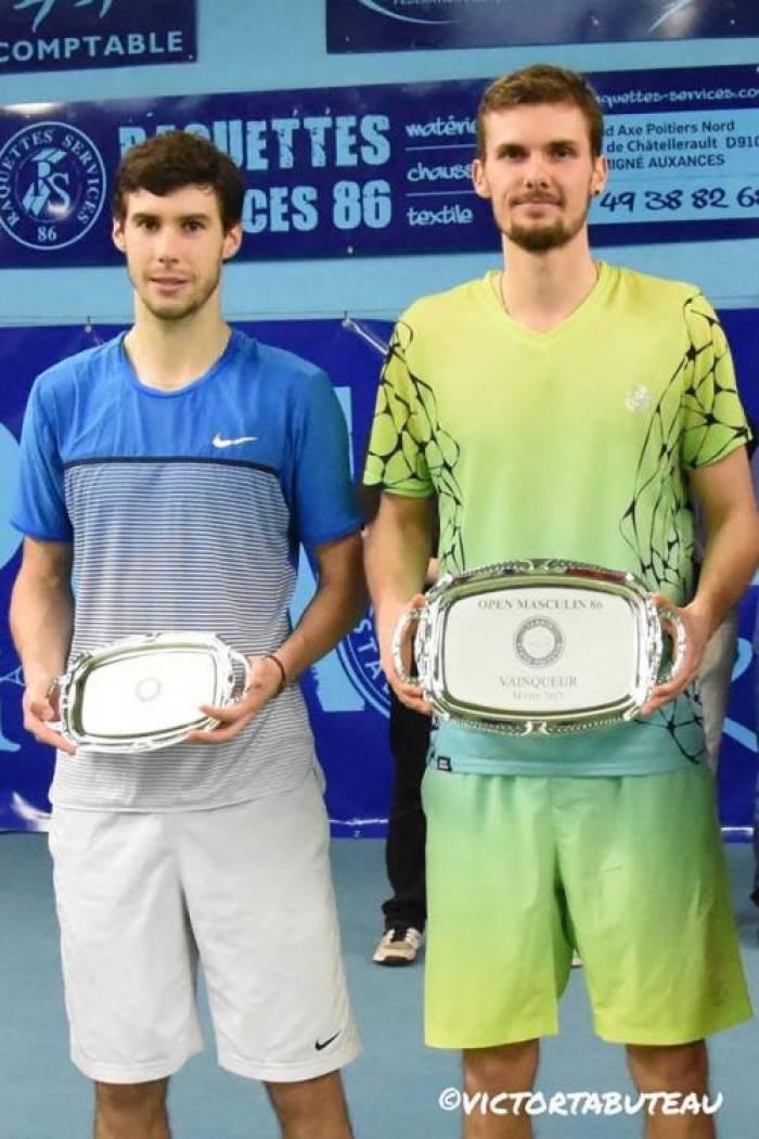 Open masculin - victoire d'Oscar Otte en deux sets