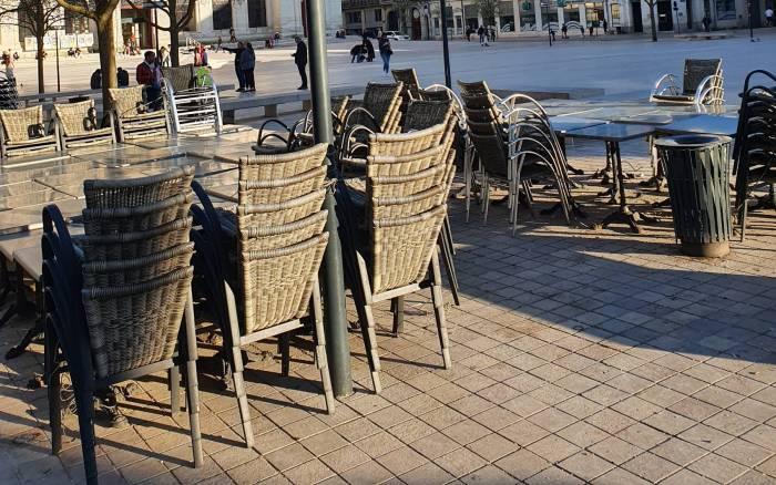 Poitiers - La Ville va exonérer les bars et restaurants des droits de terrasse jusqu'à fin août