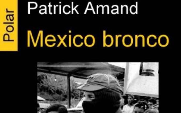 Dans les bacs : Mexico Bronco de Patrick Amand