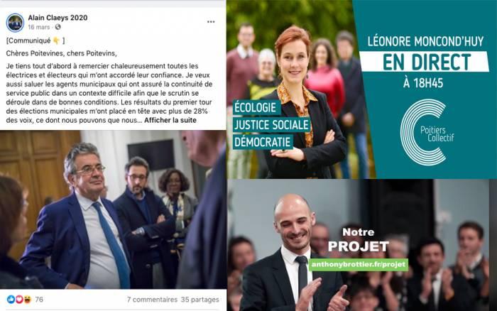 Municipales - Le numérique au secours des candidats