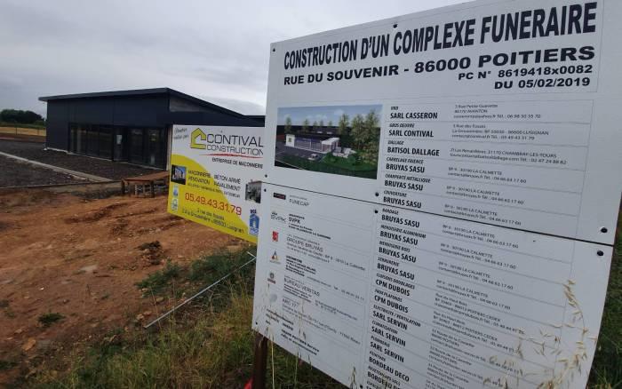 Roc-Eclerc investit à Poitiers-Sud