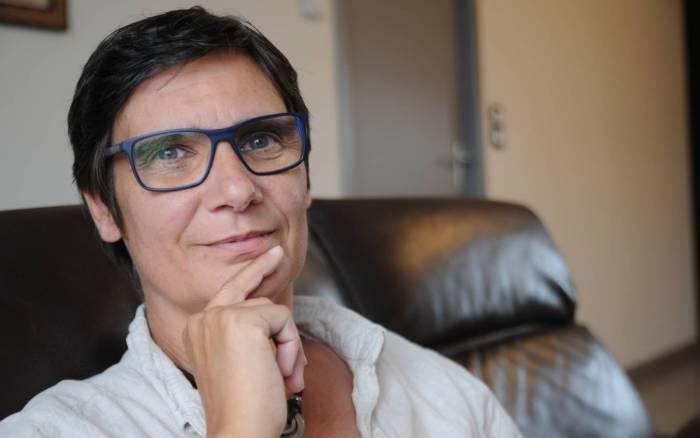 Sandrine Dangleterre sort du silence