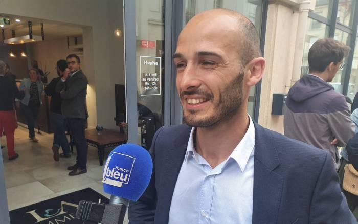 """Municipales/Poitiers - Anthony Brottier : """"Pas de débat sur qui va représenter l'opposition"""""""