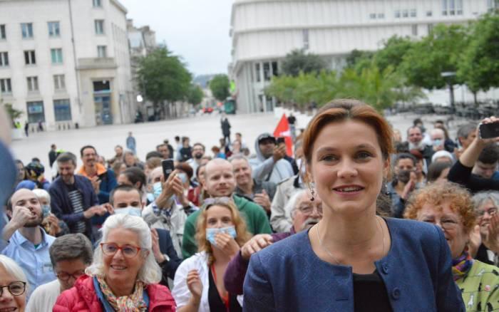 Municipales - Léonore Moncond'huy élue à Poitiers avec 42,83%