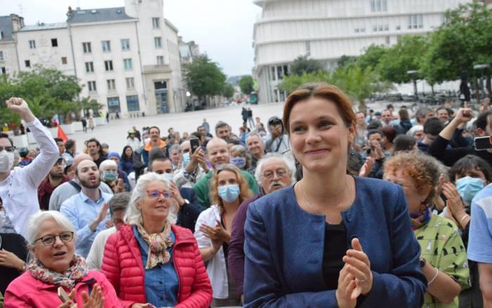 Municipales - Léonore Moncond'huy sera maire de Poitiers