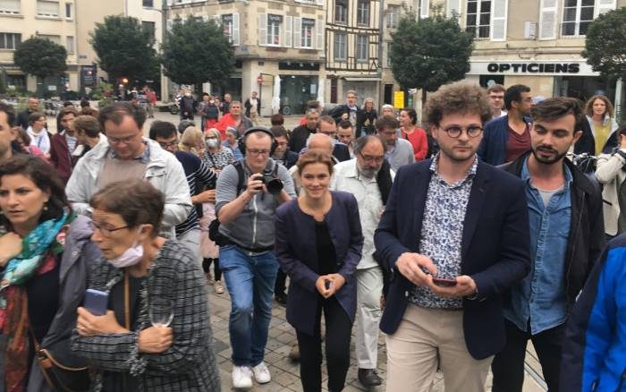 Le Collectif a gagné Poitiers