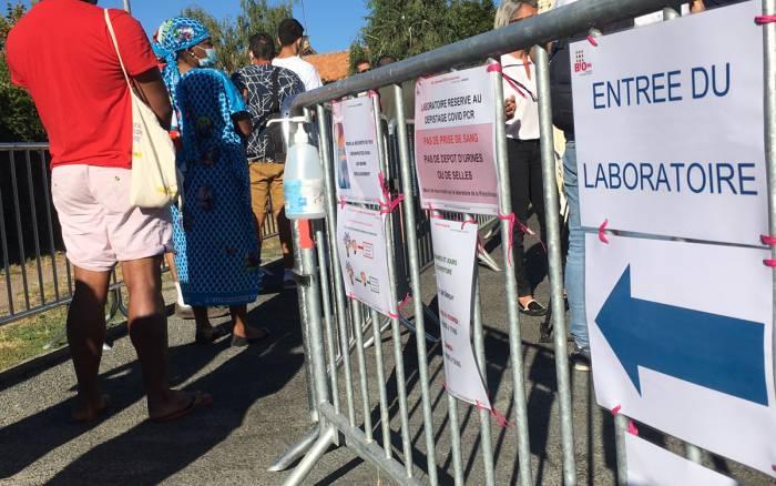 Covid-19 : les tests PCR sans ordonnance démarrent à Poitiers