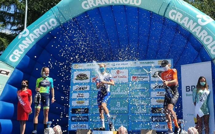 Cyclisme - Cecilie Ludwig remporte le Giro Dell'Emilia