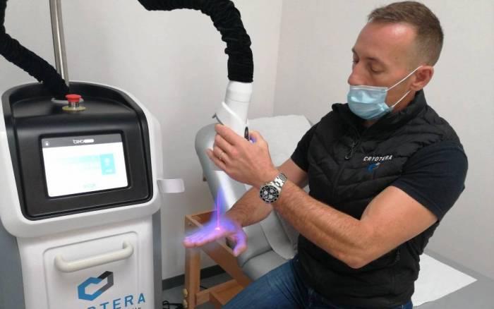 Cryothérapie : le froid, des vertus à prouver