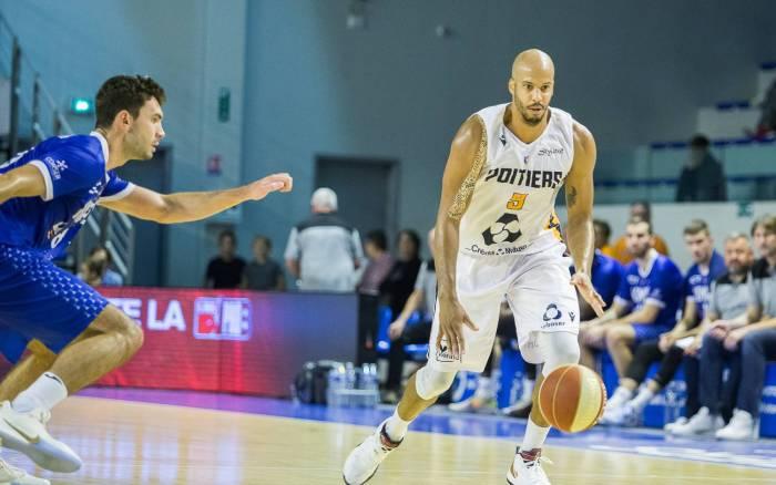 Basket - Le PB86 s'incline à Boulazac, la revanche samedi