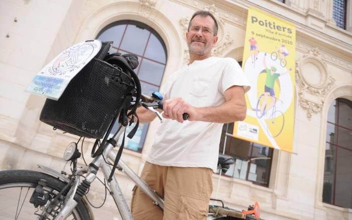 Stéphane Culot a fait le Tour de la France