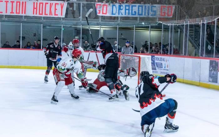 Le Stade poitevin hockeyclub à l'épreuve de la D2