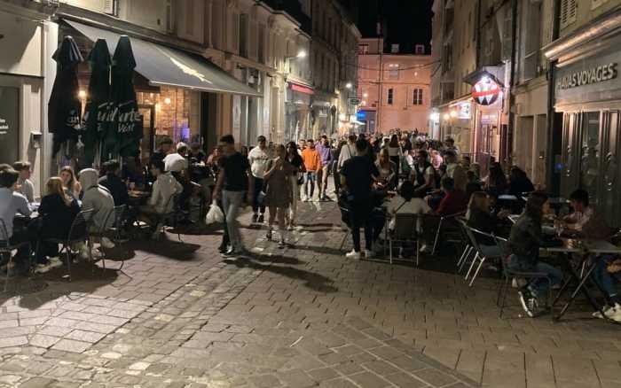 Poitiers chasse ses démons nocturnes