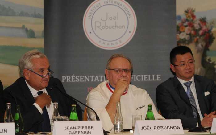 Institut Robuchon : 1 projet, 5 ans, 7 dates