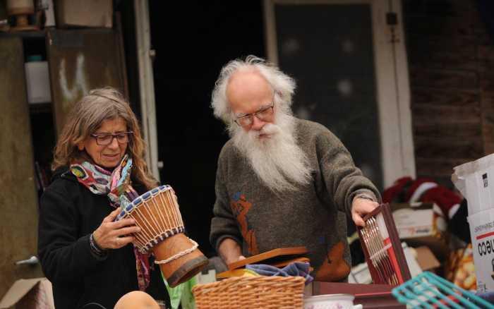 Hélène et Bruno Pajot, l'esprit de communauté
