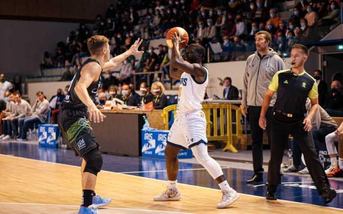 Basket/Coupe de France - Encore battu par Blois, le PB86 éliminé (63-86)