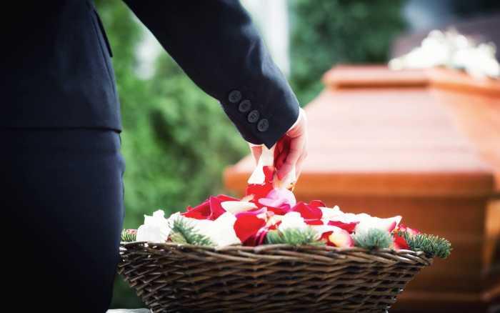 Statu quo dans le funéraire