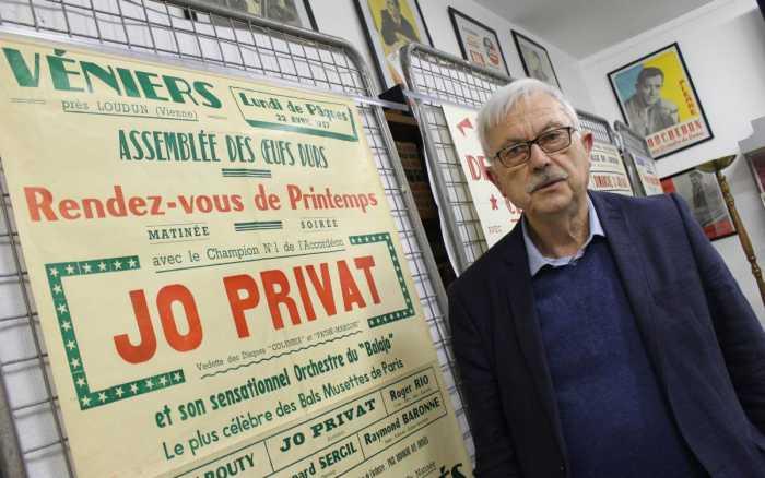 Jacques Sergent, mémoire loudunaise
