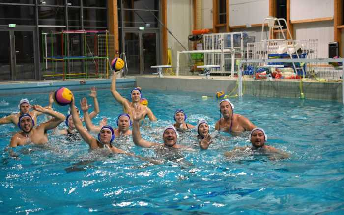 Le water-polo refait surface