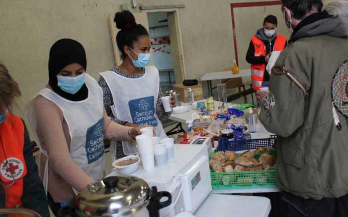 A Poitiers, l'ancienne caserne des pompiers devient un centre d'accueil solidaire