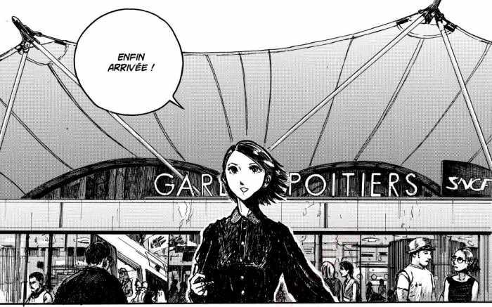Gamma Draconis, une fiction picto-japonaise
