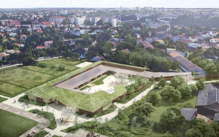 Urbanisme : La première école de l'ère Poitiers collectif