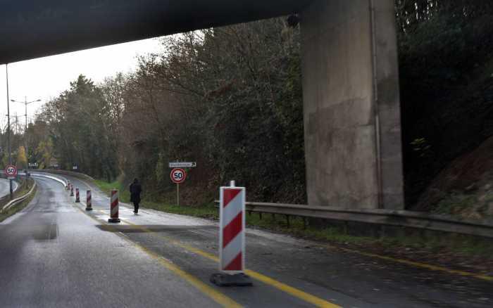Voie Malraux : vélos et voitures continueront de cohabiter