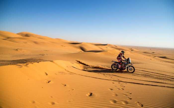 Dakar 2021 - Charlie Herbst prêt à affronter une deuxième semaine de course