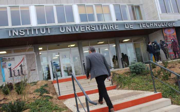 IUT/Poitiers - 2021, droit au BUT