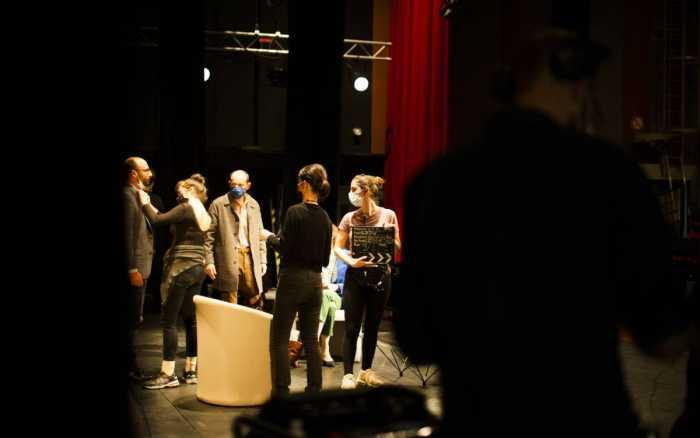 A Poitiers, les tournages pédagogiques s'adaptent