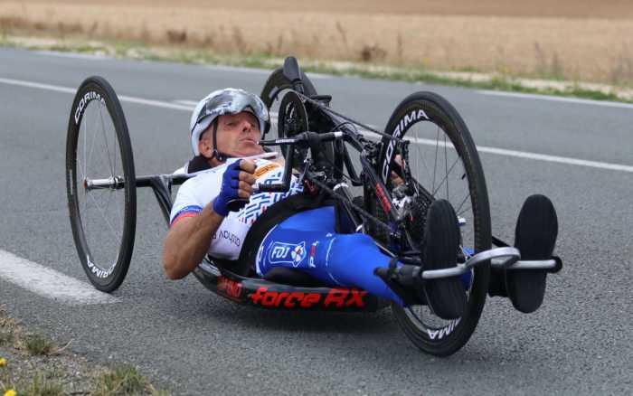 L'Asshav, n°1 du paracyclisme