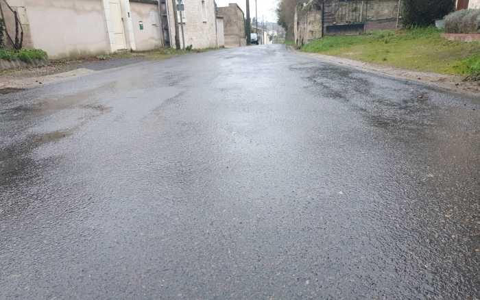 Pluies verglaçantes - Les camions de 3,5 tonnes et plus interdits de circulation