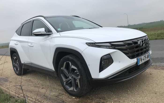 Le Hyundai Tucson change la donne