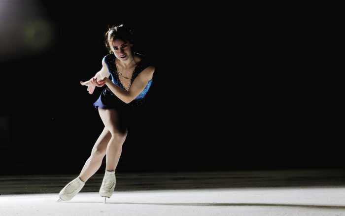 Le rêve olympique de Léa Serna