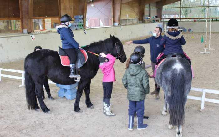 A Poitiers, l'équitation pour tous