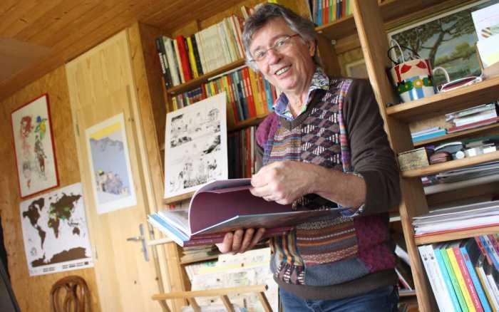 Didier Quella-Guyot a de la suite dans les idées