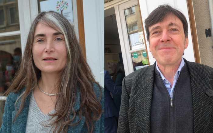 Régionales - Christine Graval tête de liste écologiste dans la Vienne