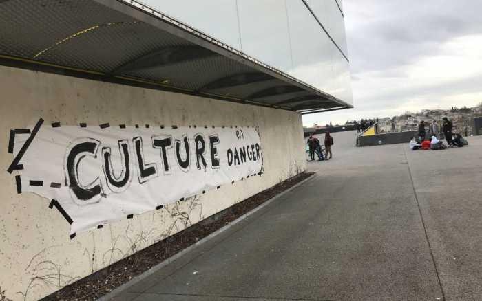 Poitiers - Une manifestation samedi pour la réouverture des lieux de culture