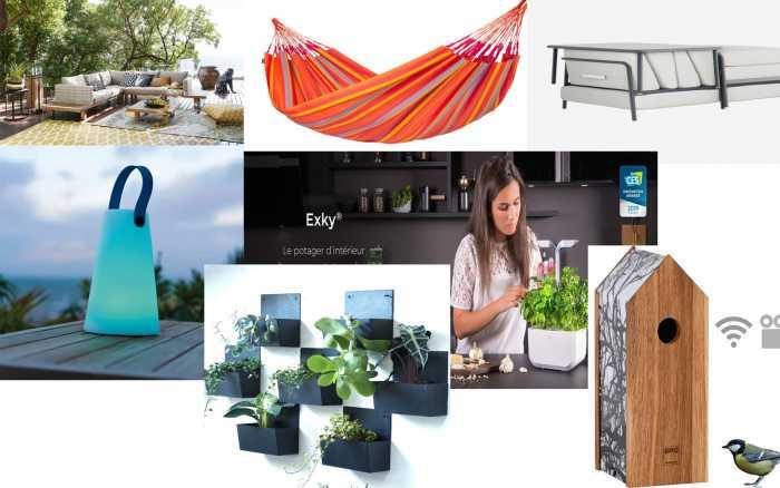 Les 7 objets tendances du jardin en 2021
