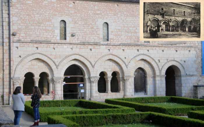 Avant-après : bienvenue à Saint-Benoît