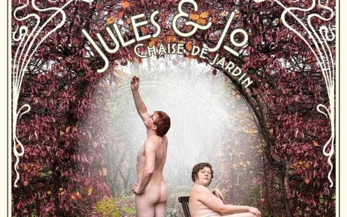 Jules & Jo au jardin