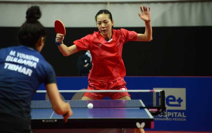 Jia Nan Yuan, une Poitevine aux JO