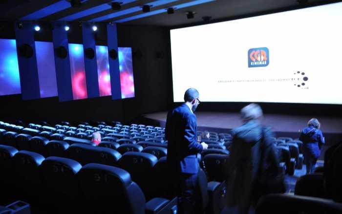Cinémas : «Le plus important est de relancer la machine»